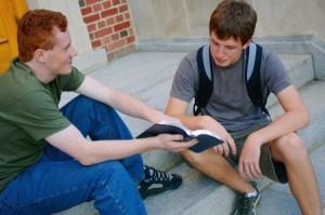 7190483_s Teens Bible steps